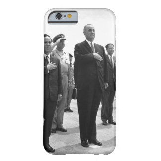 Chairman Nguyen Van Thieu, President Lyndon B. Joh Barely There iPhone 6 Case