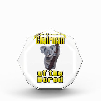 Chairman of the Bored Awards