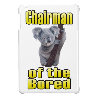 Chairman of the Bored Cover For The iPad Mini