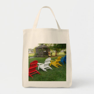 """""""Chairs at the Inn"""" Tote Bag"""