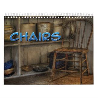 Chairs Calendar
