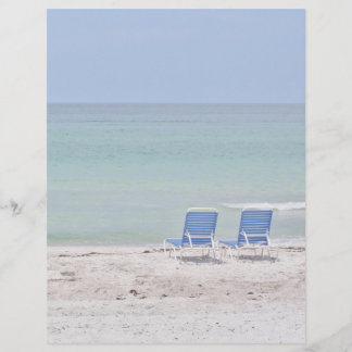 Chairs on the Beach Stationary