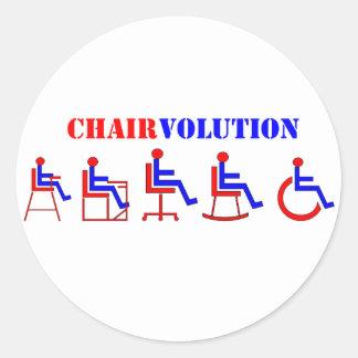Chairvolution Etiquetas