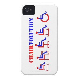 Chairvolution iPhone 4 Case-Mate Carcasas