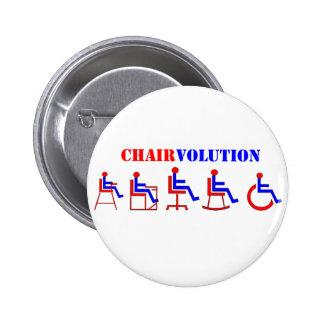 Chairvolution Pin
