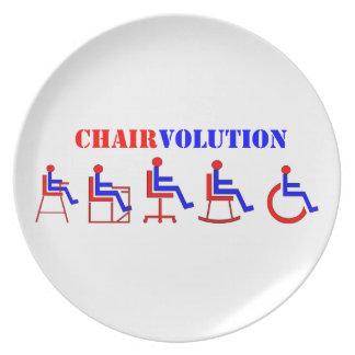 Chairvolution Plato De Comida