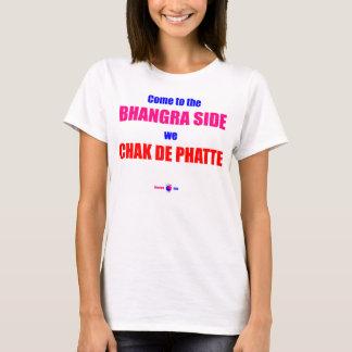 Chak De Phatte Bhangra T-Shirt