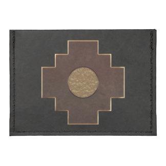 Chakana Cross Tyvek® Card Case Wallet