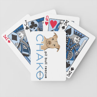 Chako Pit Bull Playing Cards