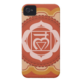 """Chakra 1 – 1st Chakra """"Root"""" Muladhar iPhone 4 Covers"""