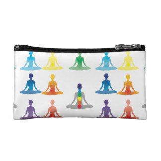 Chakra 7 colorea loto de la yoga de la yogui del
