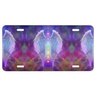 chakra,angel,healer,healing from god,angels,love, license plate