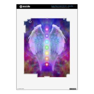 chakra,angel,healer,healing from god,angels,love, iPad 3 skins