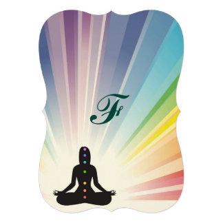 Chakra, aura,yoga,yogi,woman,energy,prana,chi,love card