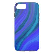 CHAKRA_BLUE (throat) iPhone 7 case
