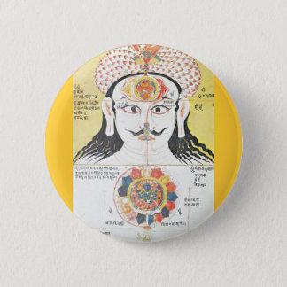 Chakra button