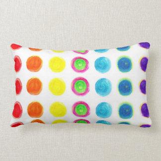 Chakra Circles meditation pillow