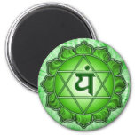 Chakra - corazón - imán
