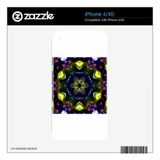 Chakra Decal For iPhone 4