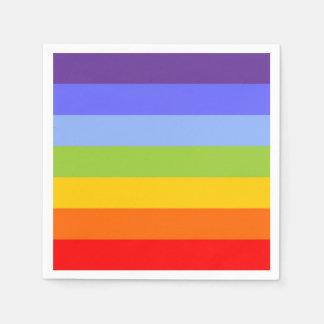 Chakra del diseño del modelo coloreado + sus ideas servilletas de papel