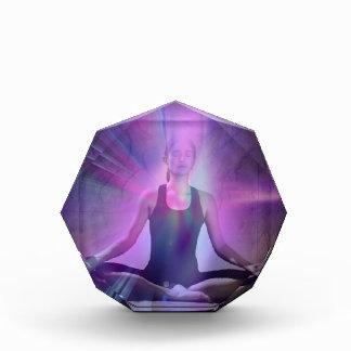 Chakra del zen del chakra de la yoga de la meditac