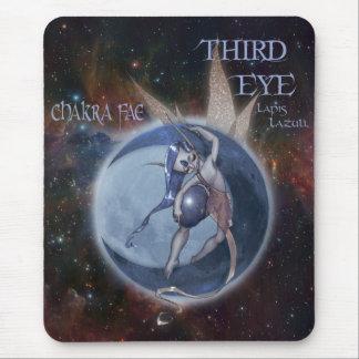 CHAKRA FAE - THIRD EYE MOUSE PAD