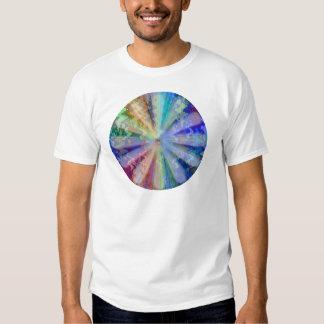 Chakra Flower Sunflower Sunshine Heart T Shirt