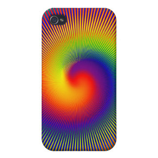 Chakra Fractal iPhone 4/4S Covers