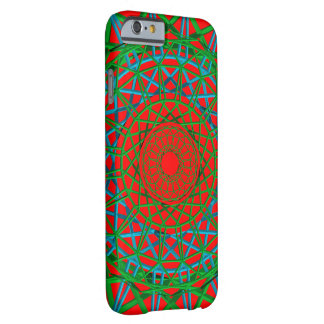 Chakra G/R/B iPhone 6/6s, Barely There Phone Case