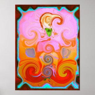 Chakra Healing Print