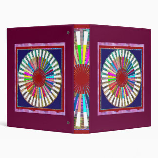 CHAKRA Light Source Meditation Binder