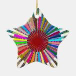 CHAKRA Light Source Meditation Christmas Ornament