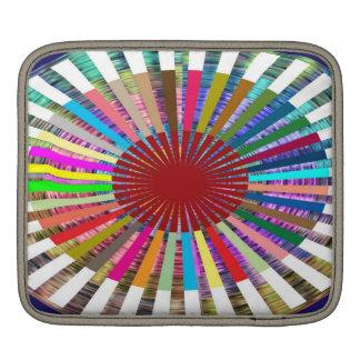 CHAKRA Light Source Meditation iPad Sleeve