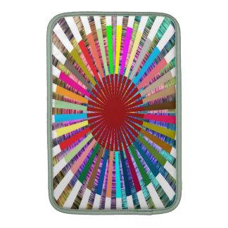CHAKRA Light Source Meditation MacBook Sleeves