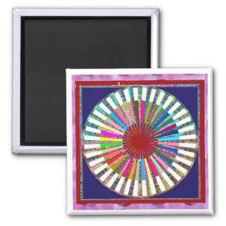 CHAKRA Light Source Meditation Magnet