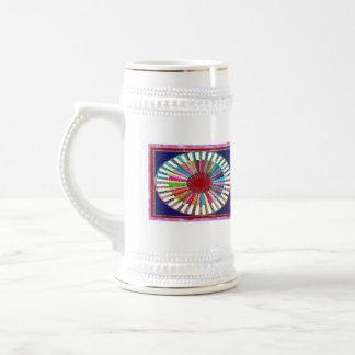 CHAKRA Light Source Meditation Coffee Mug