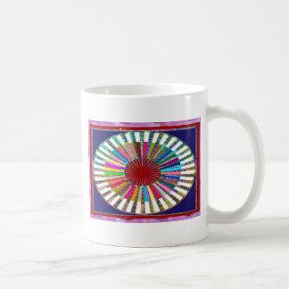 CHAKRA Light Source Meditation Coffee Mugs
