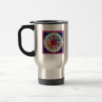 CHAKRA Light Source Meditation Travel Mug