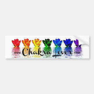 Chakra Lover Bumper Sticker