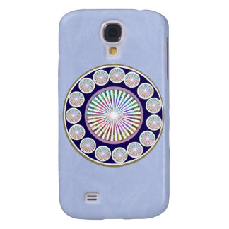 CHAKRA múltiples - Mandala viva de la chispa n Funda Para Galaxy S4