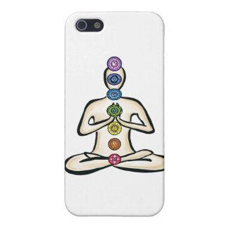 Chakra Powered iPhone SE/5/5s Case