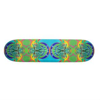 Chakra Rings Skateboard