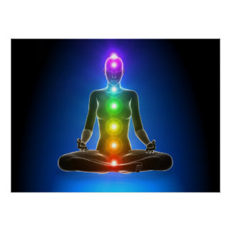 chakra, seven chakras, energy system, symbols,aura posters