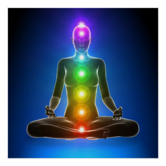 chakra, seven chakras, energy system, symbols,aura print