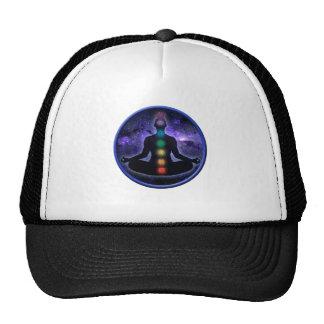 Chakra Space Mesh Hats