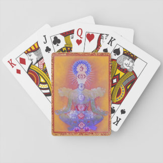 CHAKRA SYSTEM playing cards