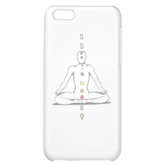 Chakra Test Strip iPhone 5C Cover