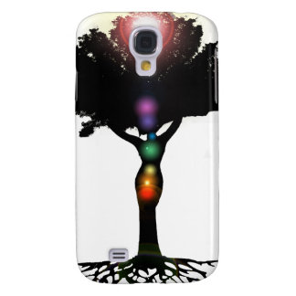 Chakra Tree Samsung Galaxy S4 Cover