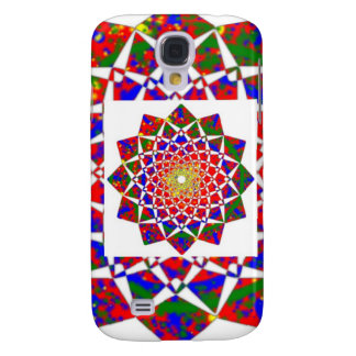 CHAKRA VIEW : Artistic Geometric Formation Samsung Galaxy S4 Cases