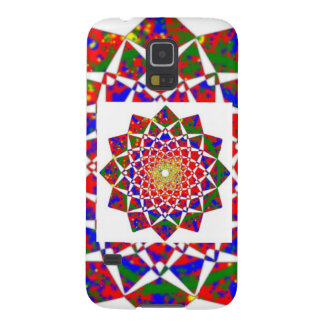 CHAKRA VIEW : Artistic Geometric Formation Case For Galaxy S5